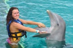delfines niños